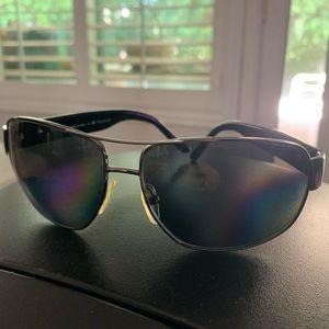 PRADA polarized sunglasses unisex gently used